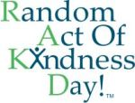 Random Act of Kindness Day logo